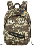 Zipit - Grillz Backpack - Camo Green