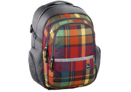All out Schulrucksack Filby Woody Orange