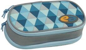 Etui Box YZEA BOX mit Zirkelfach ICE türkis