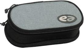 Etui Box YZEA BOX mit Zirkelfach STONE grau