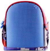 Upixel Kinder Rucksack blau