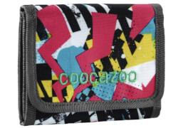 Coocazoo Geldbeutel CashDash Checkered Bolts