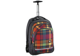 All out Schulrucksack Trolley Bolton Woody Orange