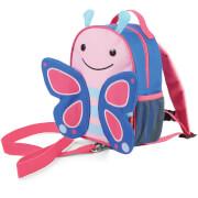 Skip Hop Zoo Let Butterfly - Kinderrucksack mit Leine, Schmetterling