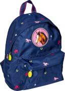 Die Spiegelburg - Pferdefreunde Kleiner Rucksack, blau, rosa