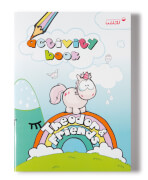 NICI Theodor and Friends - Activity Book DIN A4