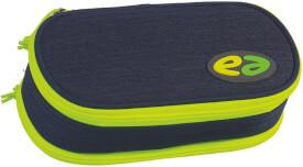Etui Box YZEA BOX mit Zirkelfach NIGHT dunkelblau