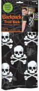 Turnbeutel Totenkopf Treat Sack Polyester 35 x 43,1 cm
