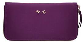 Depesche 6580 Trend LOVE Portemonnaie groß lila