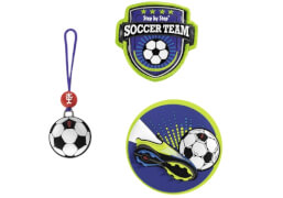 Step by Step Magic Mags Soccer Team, 3-teilig