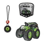 Step by Step MAGIC MAGS Green Tractor