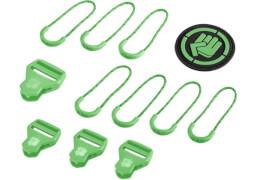 Coocazoo Schulrucksack Zubehör Classic Irish Green MatchPatch