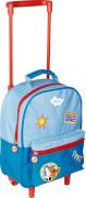 Die Spiegelburg - Die Lieben Sieben Mini-Trolley, Hallo, blau, ca. 24 x 28 x 11 cm