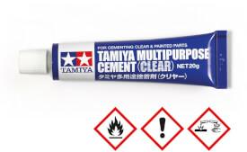 TAMIYA Multipurpose Cement Clear 20gr.
