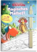 Der kleine Drache Kokosnuss - Magisches Malheft mit Bleifstift, Set mit diversen Artikeln, ab 4 Jahren