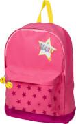 Großer Rucksack HOORAY Glühwürmchen (pink)