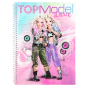 Depesche 10202 TOPModel DANCE Sticker + Design Fun