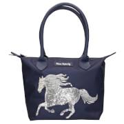 Depesche 10280 Miss Melody Handtasche Blau