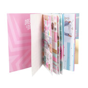 Depesche 10372 J1MO71 Sticker-Fan-Book