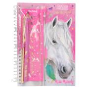 Depesche 8942 Miss Melody Notizbuch mit Schreibset