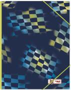 Mc Neill Gummizugmappe A4 FLAG