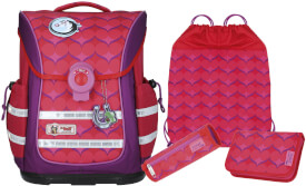 Mc Neill Set ERGO Light PURE, 4tlg. VIOLET