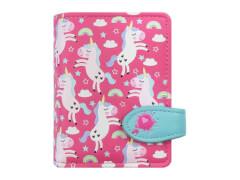 Geldbörse Einhorn pink New material (2)