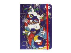 Notizbuch Katzen breit (16)
