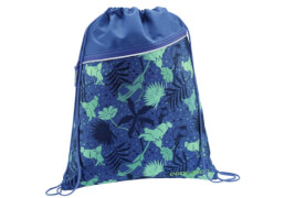 Sportbeutel RocketPocket, Tropical Blue