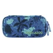 Coocazoo Schlamperetui PencilDenzel, Tropical Blue