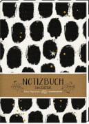 Notizbuch Blätter - All about black & white