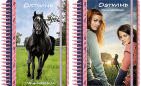 Ravensburger 49713 Ostwind: Notizbuch