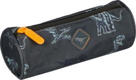 Stifte-Etui T-Rex World  grau