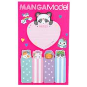 Depesche 6587 MANGAModel Sticky Notes
