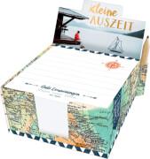 Zettelkästchen - Kleine Auszeit  Reisezeit