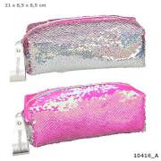 Depesche 10416 TOPModel Schlamper Streichpaillette pink
