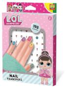 L.O.L. Fingernagelaufkleber
