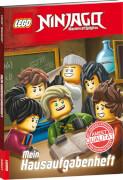 LEGO® NINJAGO® Mein Hausaufgabenheft