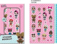 LOL Stickerbuch 120 Sticker