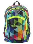 Wheel Bee® Backpack Night Vis