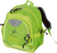 Wheel Bee Kiddy Bee Junior Backpack green, LED-Light