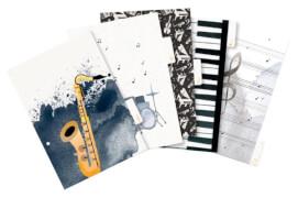 Ringordner All about music