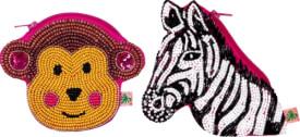 Portmonee Äffchen und Zebra Prinz. Lillifee, sortiert nicht frei wählbar