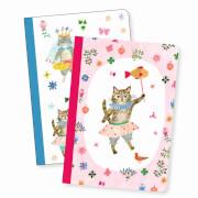 DinA6+ Notizbücher: Aiko