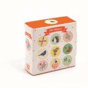 Stickers: 100 Chic stickers