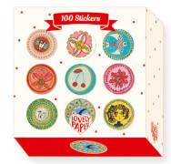 Stickers: 100 Aurelia stickers