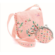 Kindertasche mit Geldbeutel: Sommer Garten  *