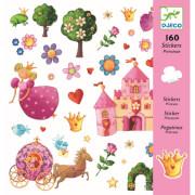 Stickerbögen: Princess Marguerite