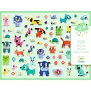 Sticker: Meine kleinen Freunde