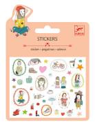 Mini Sticker: Fashion